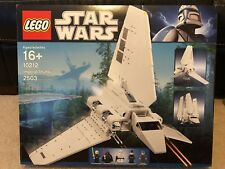 Lego Star Wars 10212 Imperial Shuttle UCS Ultimate Collector's Series New Sealed