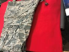 Air Force Tiger Stripe Gortex  Trousers APECS pants LARGE REGULAR