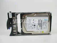 1PC IBM X226 X336 X326 40K1028 hard disk 15K U320 80pin SCSI 146.8GB 8MB #XH