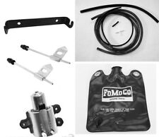 NEW 1965 Ford Mustang Windshield WASHER KIT Bag, Hoses, Pump, Bracket, Nozzles