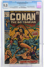 Conan the Barbarian # 1 CGC 9.0 - Origin & 1st appearance of Conan - Marvel -