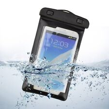 Underwater Waterproof Case Bag With Armband for Samsung Apple Nokia HTC LG Black