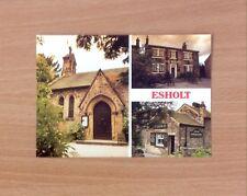 1990's Postcard - Esholt, Bradford, Yorkshire - Walter Scott