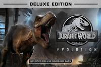 Jurassic World Evolution Deluxe Edition Steam Key (PC) - Region Free/Worldwide -