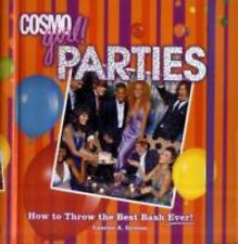 CosmoGIRL! Parties: How to Throw the Best Bash Ever - Acceptable - Greene, Laure