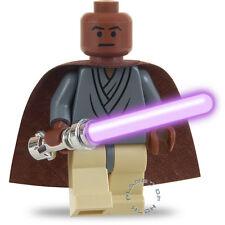 STAR WARS  lego  MACE WINDU  (Jedi Master)