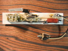 Wiring Harness for Esquire – New Special 4 Way Switching/ Eldred Cocked Wah Mod