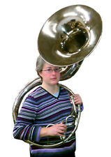 NEW 2018 CLASSIC SUPERBRASS 21-INCH Bb SOUSAPHONE COMPACT SIZE FAST USA SHIPPING