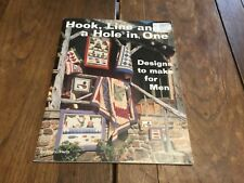 Quilt Pattern Book: Hook, Line and a Hole in One: Designs to Make for Men