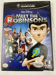 Meet the Robinsons (Nintendo GameCube, 2007)