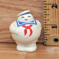 Vintage Columbia Pictures 1984 Ghostbusters Stay Puft Marshmallow Man Toy Figure