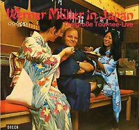 WERNER MULLER in japan german decca royal sound stereo SLK 16691-P LP PS EX/VG