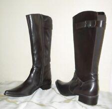 5b70ecf83240a2 Cuir dans bottes et bottines pour femme | Achetez sur eBay