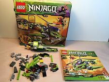 LEGO Ninjago Masters Of Spinjitzu Rattlecopter Replacement Parts