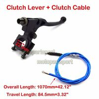 Clutch Lever Cable Blue For SSR Thumpstar CRF50 Lifan 110cc 125cc Pit Dirt Bike