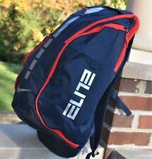 Nike Hoops Elite Pro Backpack - New Red White Blue Team USA Basketball