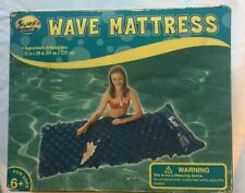 Surf Club Wave Mattress Blue Age 6+