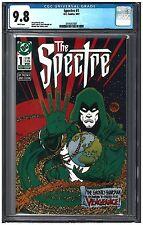 SPECTRE #1 CGC 9.8 (4/87) DC COMICS white  pages