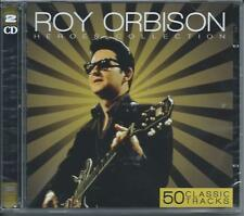 Roy Orbison Heroes Collection 2cd Early Greatest Hits / Best of