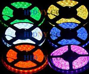 Roll of 5M Flexible LED Light Strip 1210 (3528) 300-SMD Super Bright LED Strip