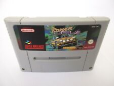 POWER DRIVE - SUPER NINTENDO - Jeu SUPER NES SNES PAL EUR