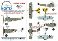 Montex Super Mask 1:32 Fokker Dr.I for Roden Spraying Stencil #5 #K32212