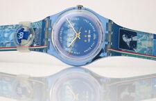 MAGIC BLUE - Swatch ACCESS - SKZ119 - Neu und ungetragen
