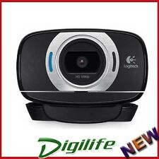 Logitech HD C615 Webcam 1920x1080 with 8MP Cam,Microphone, Auto Focus