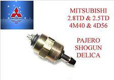 Arranque Solenoide de parada de Mitsubishi se ajusta combustible bomba pajero 2.8TD 2.5TD 4M40 4D56