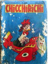 CHICCHIRICHI ANNO III N.2 1954 DARDO FUMETTO LIBRETTO