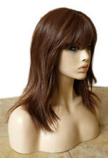 Forever Young Textured Layers Wig (Color 27A/33 Auburn Strawberry Red) Heat Safe