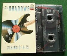 The Shadows String of Hits Absolutely Excellent Condition Cassette Tape - TESTED