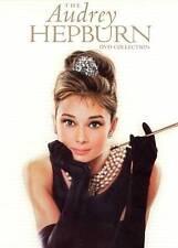 The Audrey Hepburn DVD Collection Breakfast At Tiffany's Sabrina Roman Holiday