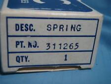 OMC Starter Spring 311265  NEW OEM