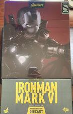 Hot Toys MMS378D17 Avengers Iron Man Mark VI Diecast 1/6th Scale Figure