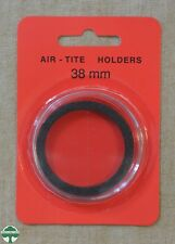 38mm AIR-TITE COIN HOLDER (CAN HOLD MORGAN OR PEACE DOLLARS)