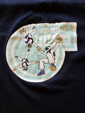 Vintage FreeFly Team Space Blue  T-Shirt L   Free Shipping