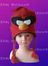 Red Angry Birds Kids Hat. 4-8 years