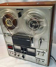 Sony TC-630D Reel To Reel Tape Deck - As Is - Not Running