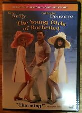 The Young Girls of Rochefort (DVD, 2002)