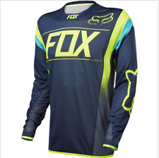 FOX  racing suit T-shirt downhill mountain bike motorcycle riding suit++
