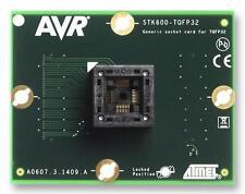 MCU/MPU/DSC/DSP/FPGA Dev Kit Accessories - CARD ATSTK600 0.8MM PITCH 32QFP