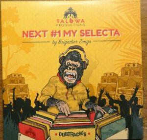 Next My Selecta #1 / Compil. 10 Dub Tracks Talowa / (2019, CD) * Cartonné-Neuf