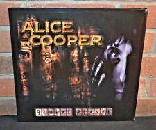 ALICE COOPER - Brutal Planet, Ltd Import 180G BLACK VINYL New & Sealed!