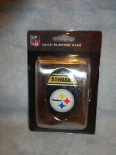 PITTSBURGH STEELERS CIGARETTE CASE WALLET METAL
