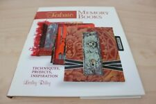 Buch FABRIC MEMORY BOOKS * collage art craft design workshop altered DIY
