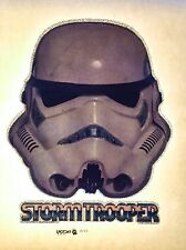 Last1!* 1977 Orig Star Wars Stormtrooper Helmet Esb vTg t-shirt iron-on transfer