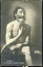 1915 - Parma - Pinacoteca - Murillo: Giobbe