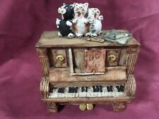 EARLY COLOUR BOX CAT PETER FAGAN HOME SWEET HOME HS213 PIANO POPS