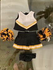 """New listing 18"""" Doll Cheerleading Outfit - Fits American girl"""